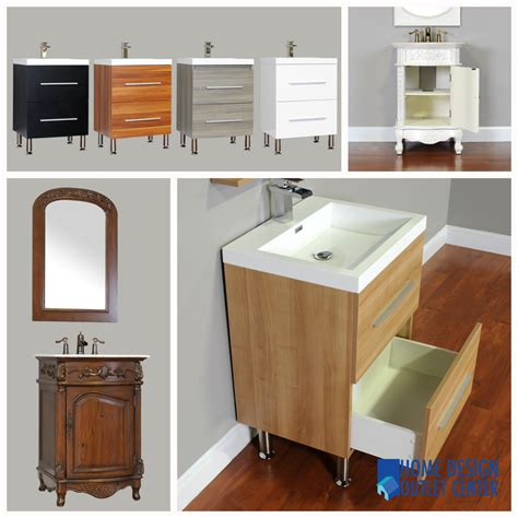 save space  means  small bathroom vanities