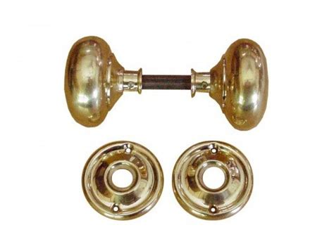 brass door knobs brass door knob reclamation