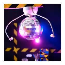 discokugel für kinderzimmer discolicht kinder discokugel led strahler ikea lichteffekte spiegelkugel neu ebay