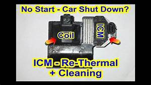 Gmc Ignition Coil  U0026 Ignition Control Module  Icm