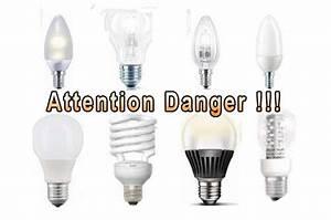 Lampe Basse Consommation : technique radio dx partage lampes basse consommation danger ~ Melissatoandfro.com Idées de Décoration