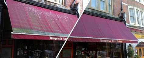 See The Difference We Make To Your Awning