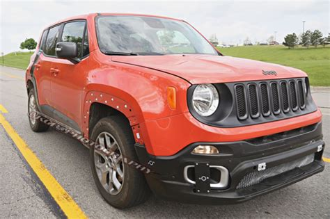 2017 Jeep Patriot Mule by 2017 Jeep Patriot Mule Tests On Stretched