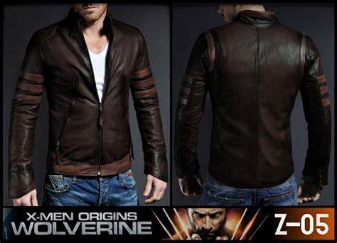 model jaket kulit pria keren