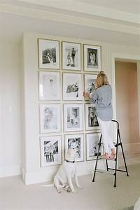 25 best ideas about large frames on pinterest large With kitchen colors with white cabinets with framed art wall arrangement