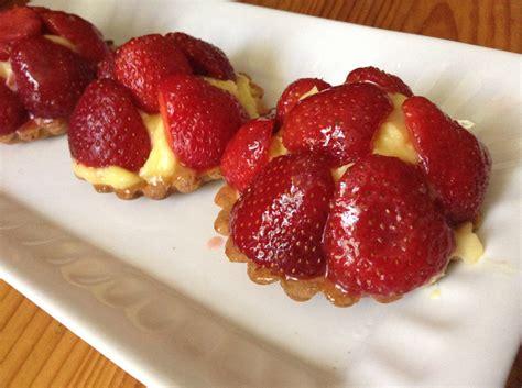 la cuisine de aux fraises mini tartelettes aux fraises