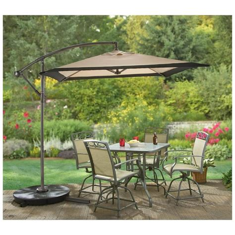 100 13 foot cantilever patio umbrella garden umbrella