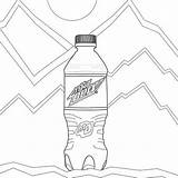 Dew Coloring Drawings Mountain Drawing Doodles Zentangles Doodle 540px 1kb sketch template