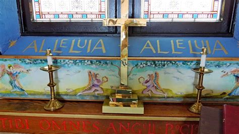 St. Michael & All Angels Anglican Church Windows - Petite ...