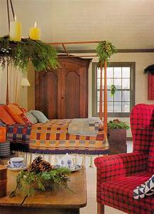 Eye, For, Design, Decorating, Colonial, Primitive, Bedrooms
