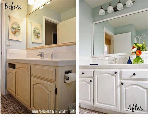 Bathroom Vanity Makeover Ideas by 17 Best Ideas About Bathroom Vanity Makeover On