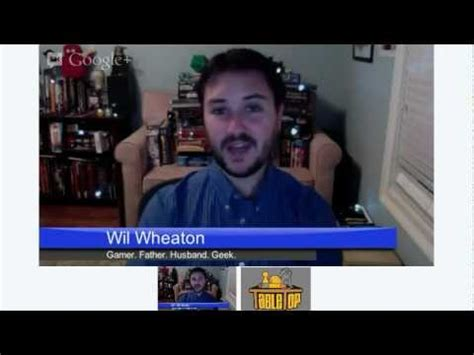 tabletop hangout  wil wheaton youtube