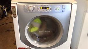 Hotpoint Aqualtis Dryer   Drying