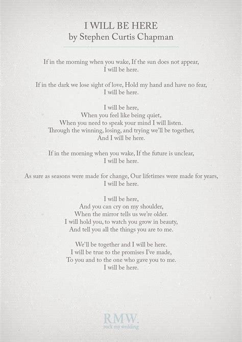 ceremony poems