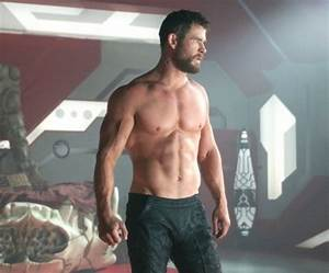 Is Chris Hemsworth  Thor  Able To Get Big Muscles Due To His Genetics