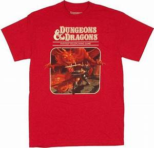 18 Awesome Dungeons & Dragons T-Shirts - Teemato.com