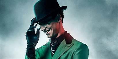 Gotham Riddler Season Cory Smith Michael Batman