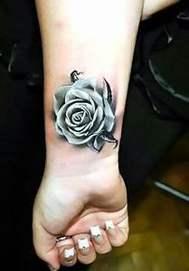 Rose En Tatouage : quelle couleur pour votre tatouage de rose crock ink tatouage bonneuil ~ Farleysfitness.com Idées de Décoration