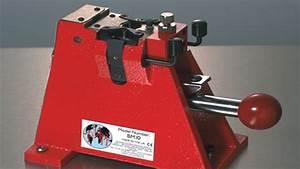 Bm10 Manual Machine For Cold Welding Fine Copper  Aluminum