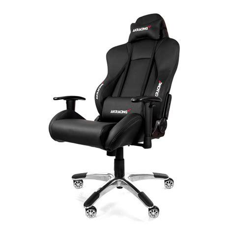 siege gamer pc akracing premium gaming chair noir siège pc akracing