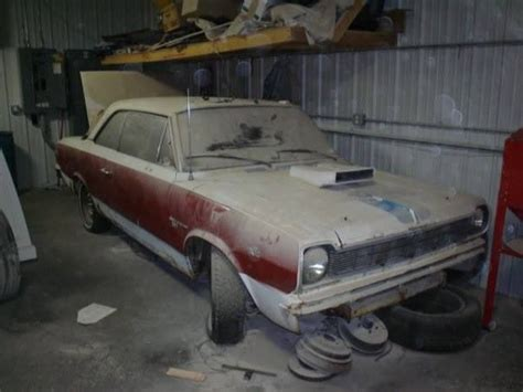 390 powered sc rambler abandoned