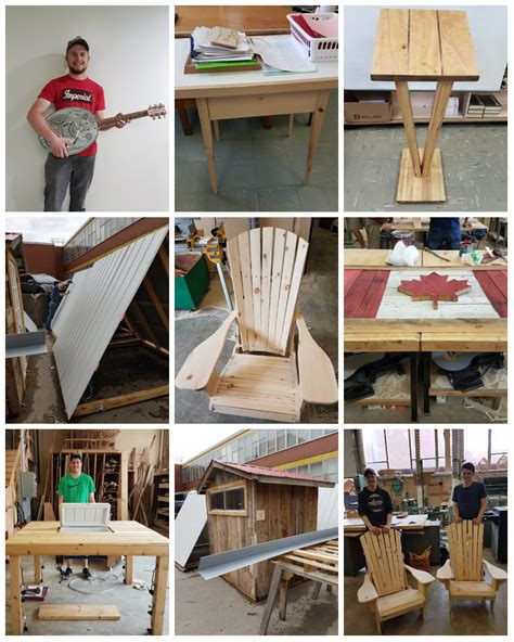 wodss senior construction  woodworking projects