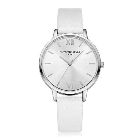 montre bracelet femme pas cher montre femme chic blanc the trendy store