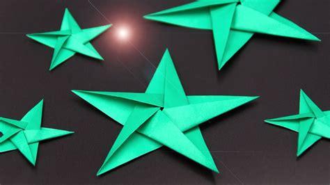 Falten Weihnachten Einfach by Origami Sterne Falten Anleitung