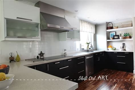 ikea kitchen reveal    pictures