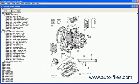 Kenworth Spare Parts Catalogs Download Electronic