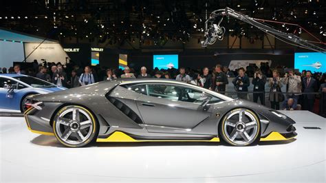 Happy Birthday, Ferruccio! 770-horsepower Lamborghini