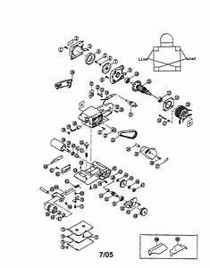 Ryobi Belt Sander Parts