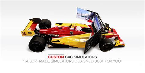 Professional Racing Simulator