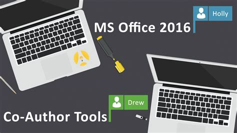 word tools step up from collaborating to co authoring in ms word 2016