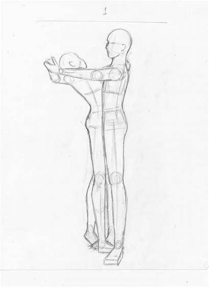 Dancing Couple Sketch Rough Deviantart