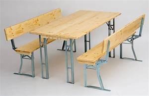 Bierzeltgarnitur Breiter Tisch : festzeltgarnituren mit r ckenlehne in brauereiqualit t ~ A.2002-acura-tl-radio.info Haus und Dekorationen
