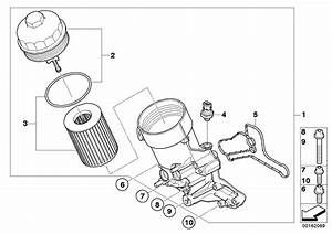 Bmw Genuine Set Oil Filter Element E90  E92  E93 3 Series M3