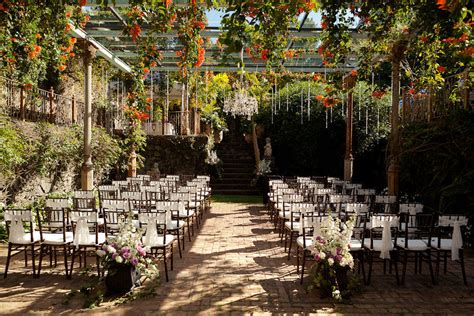 beautiful garden venues 5 enchanted garden wedding