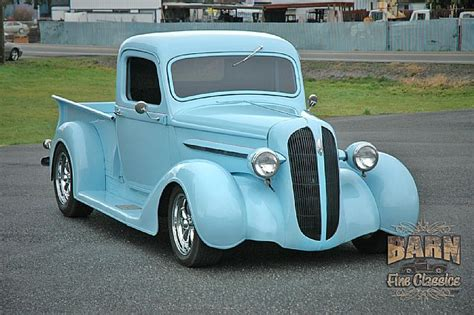 1937 Plymouth Pickup Truck for Sale