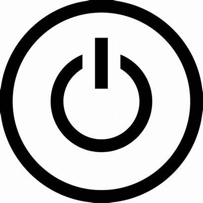 Symbol Power Icon Icons Magfast Clipart Computer