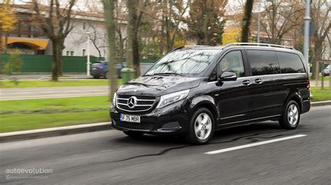 Review Mercedes V Class mercedes v class review