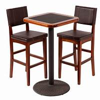 high table and chairs High Top Table - Caretta Workspace