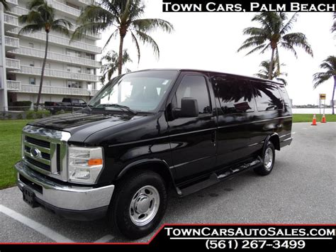 Ford E350 by Used 2012 Ford E350 Xlt For Sale Ws 10033 We Sell Limos