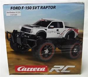 Carrera Rc Ford F 150 Svt Raptor : new carrera ford f 150 raptor rc truck blue ebay ~ Kayakingforconservation.com Haus und Dekorationen