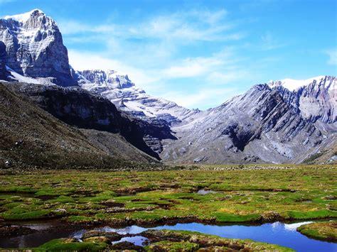 neva cuisine andean highlands map