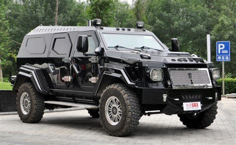 Marauder Armored Vehicle Cost by Heavily Armored Security Vehicles Criminal