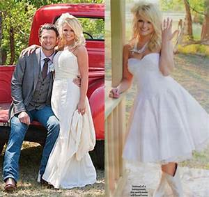 the 10 best celebrity weddings of 2011 what did they wear With miranda lambert wedding dress