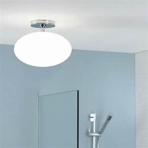 Luminaire De Salle De Bain : luminaire salle de bain lampe ampoule design ~ Dailycaller-alerts.com Idées de Décoration
