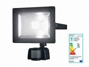 Projecteur Led Detecteur De Mouvement : projecteur led avec d tecteur de mouvement lidl ~ Dailycaller-alerts.com Idées de Décoration