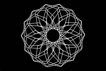 Motion Graphics Gifs Project Rotation Linear Geometric